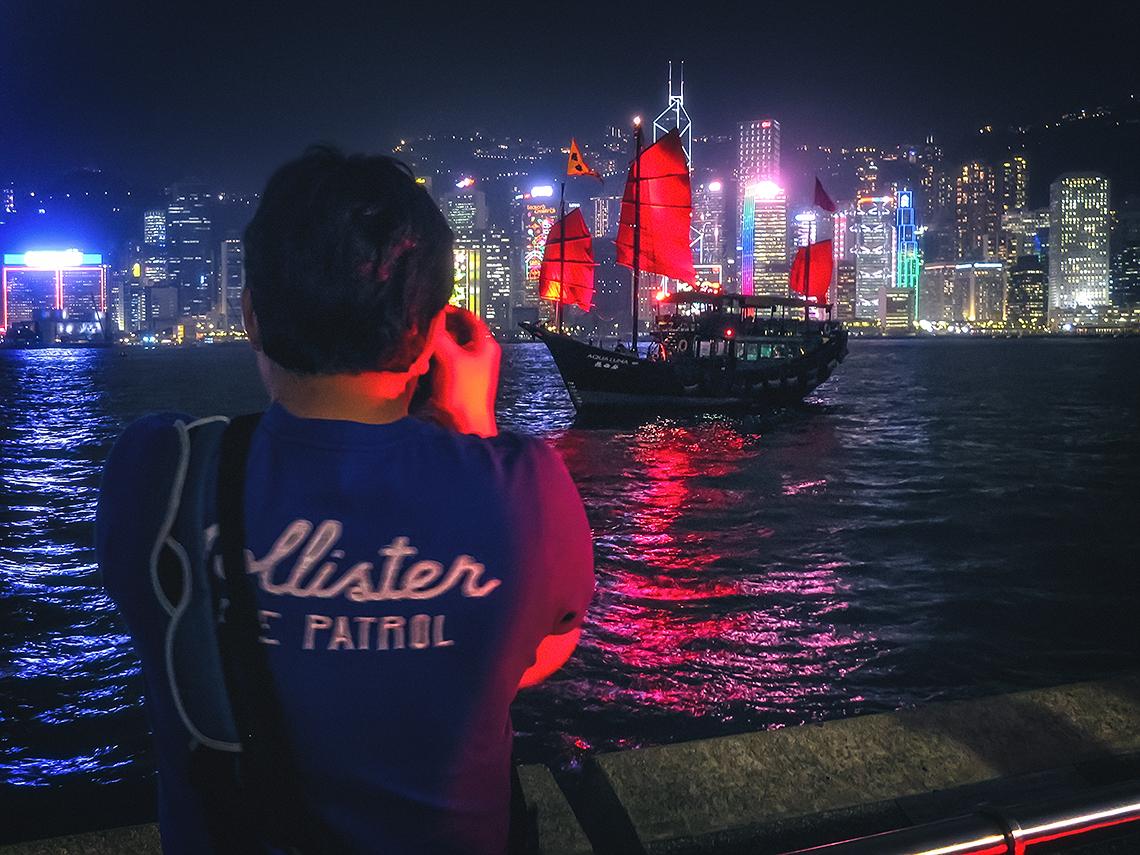 Darren Song Ng shooting in Hong Kong