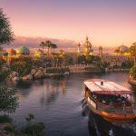 Arabian Coast of DisneySea Tokyo Japan