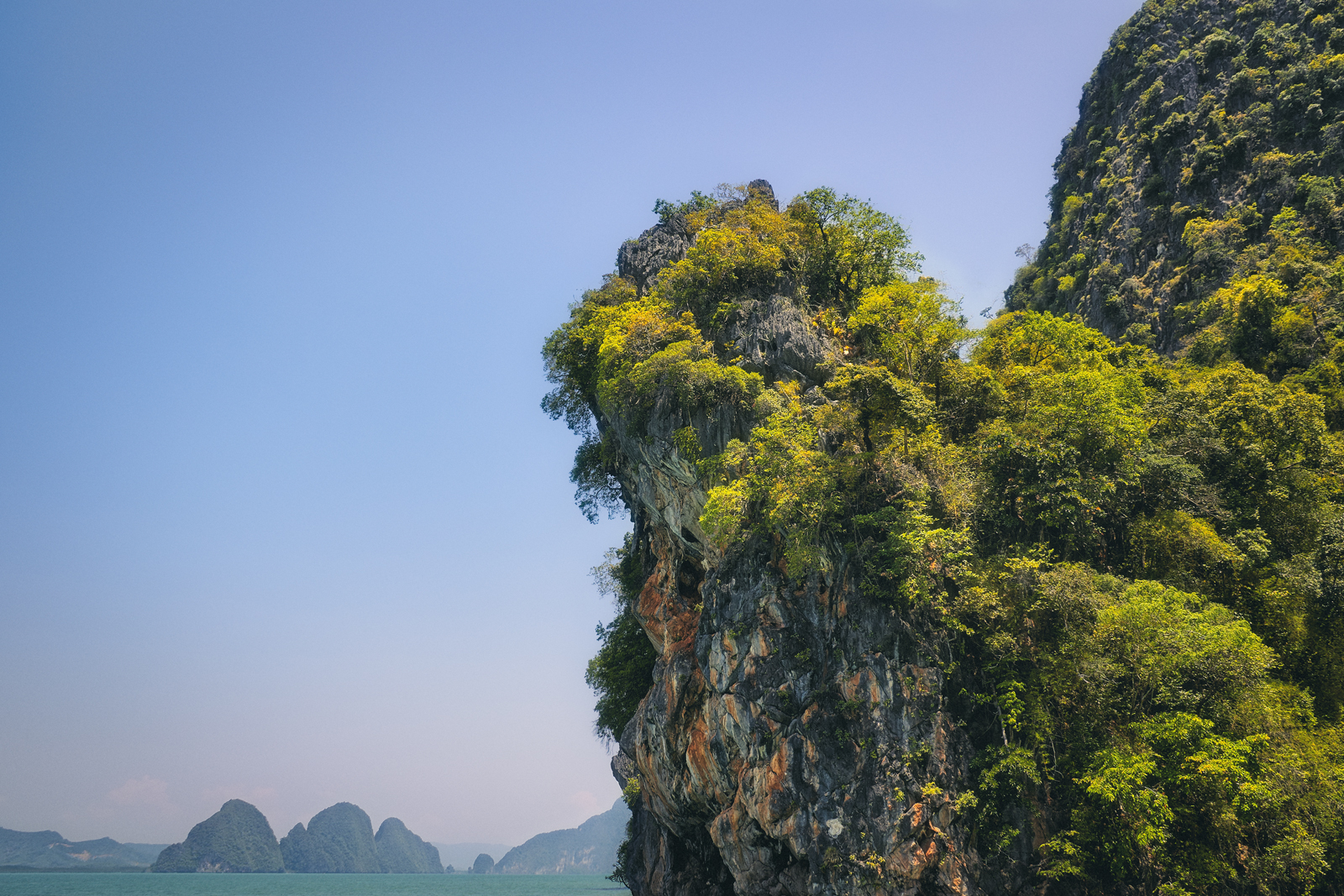 Limestone Islands of Khao Phing Kan