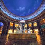 Venus Fort The Fountain Square Odaiba Tokyo Japan