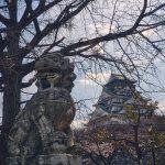 Guardian Stone Lion of Osaka Castle